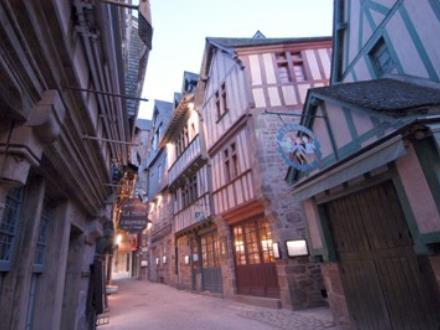 Auberge St Pierre - Le Mont Saint-Michel 1