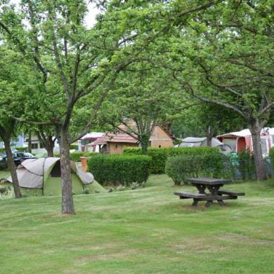 Brécey_Camp municipal du Pont Roulland