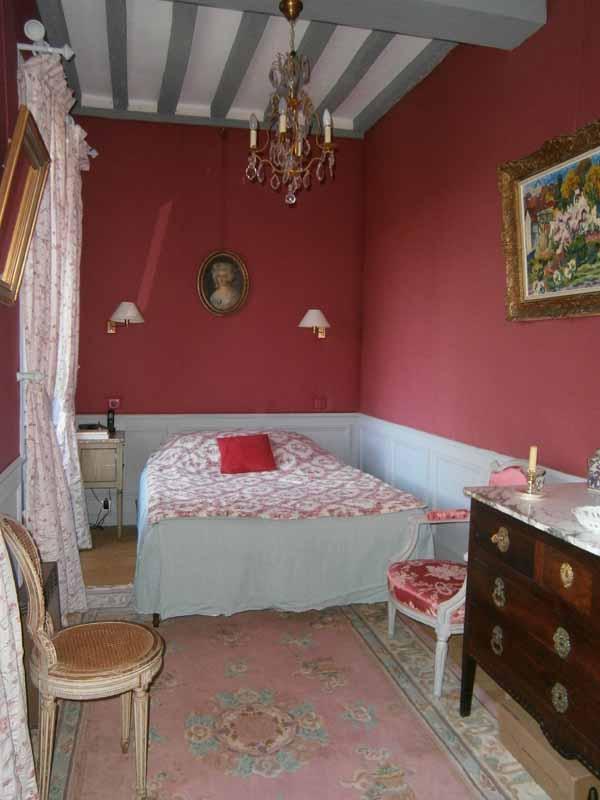 Chambres d 39 h tes ch teau de la s mondi re manche tourisme - Chateau de chambord chambre d hote ...