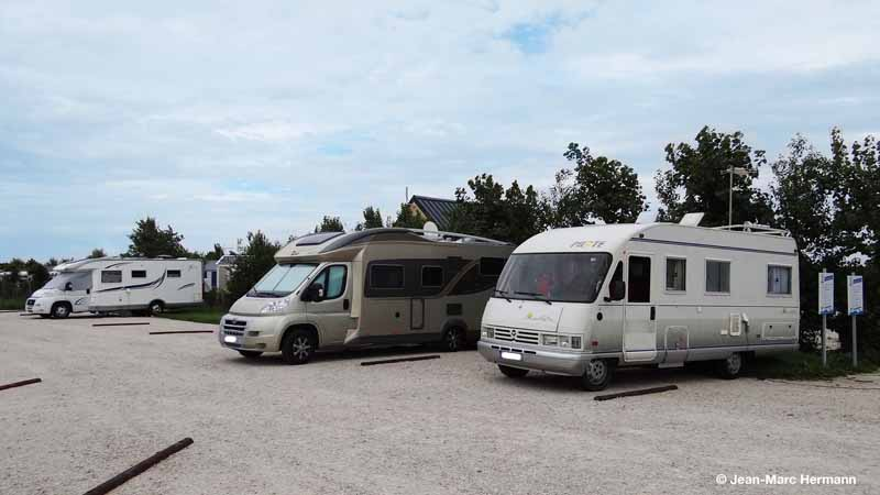 Aire Camping Car Utah Beach