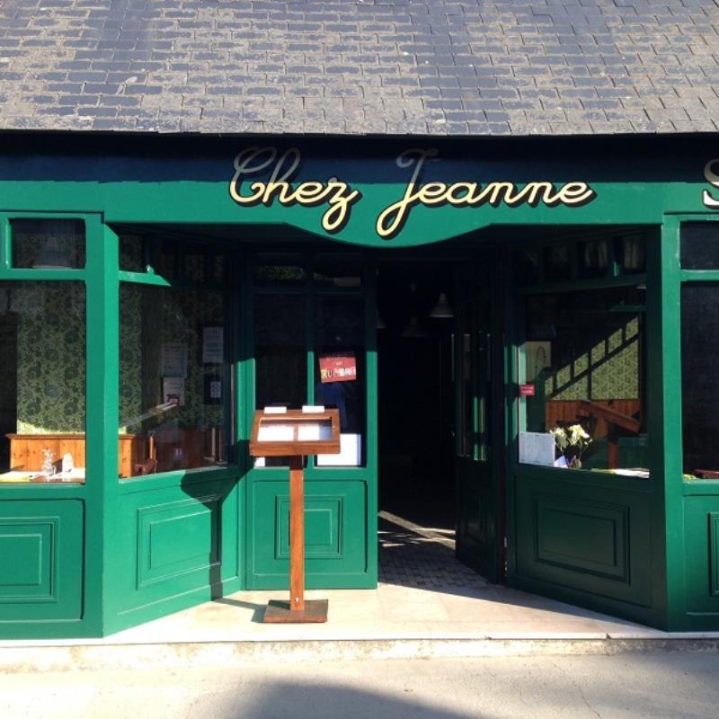 Chez Jeanne - Crêperie SME(2)