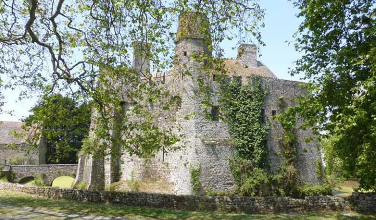 Pirou_Château Fort_3©V. Parmentier-Thébault